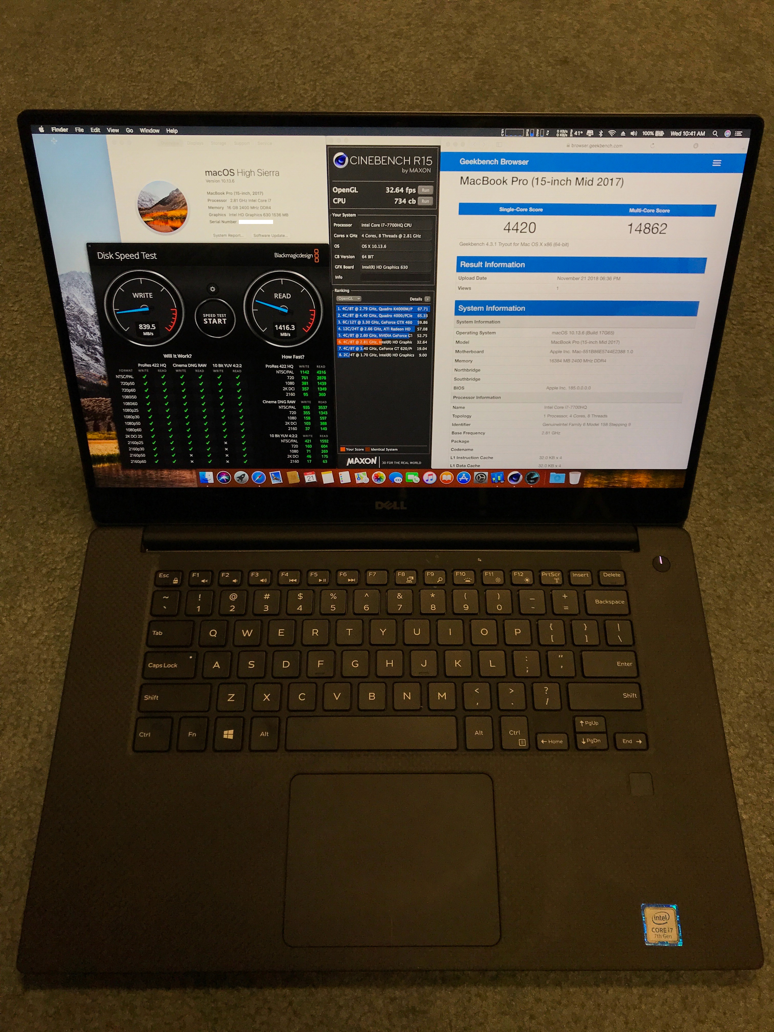 Ignite Computer Pro - Hackintosh on Laptops