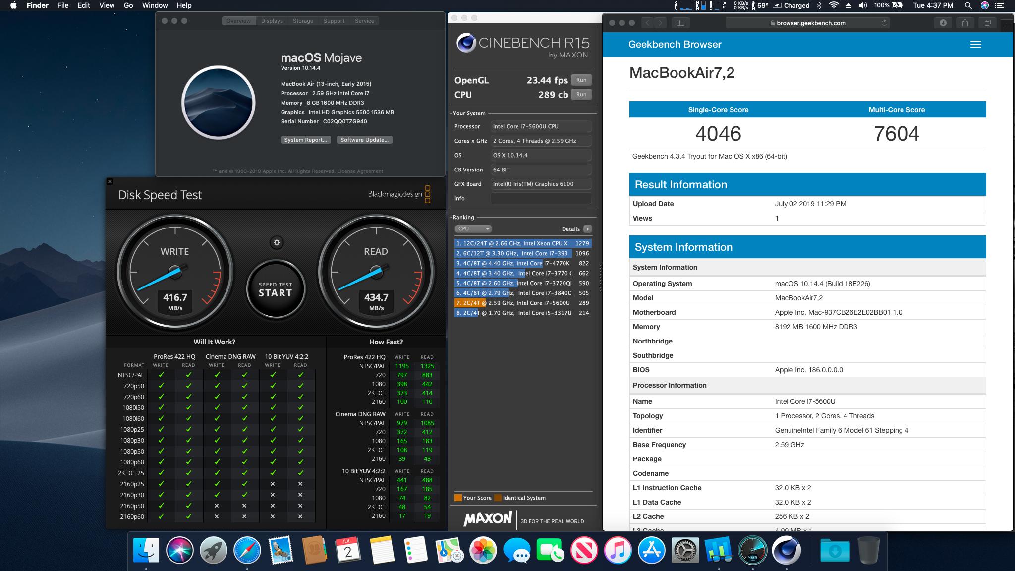 Ignite Computer Pro - Hackintosh on Laptops